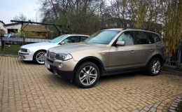BMW x3 e83 lci lift pakiet sport