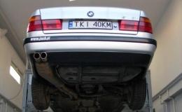 BMW 540i e34 01