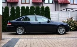 BMW 740i e65