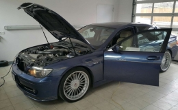 BMW ALPINA B7 L nr 092 Kielce Jach auto serwis