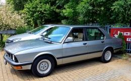 BMW e28 Kielce serwis