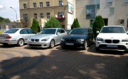 BMW klientów