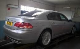 BMW 735d e65