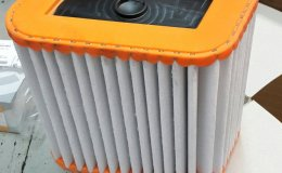 Filtr powietrza BMW 13727838805
