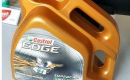 Olej Castrol Edge 10w-60 BMW M3