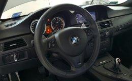 BMW M3 wnętrze
