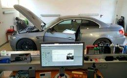 wpisanie historii serwisowej do bazy BMW diagnostyka komputerowa Kielce