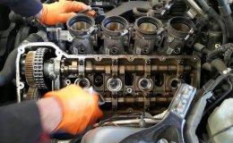 wymiana uszczelki pokrywy głowicy BMW m3 V8 S65B4 Kielce