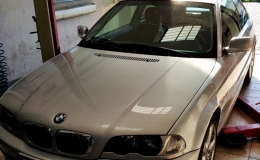 regeracja vanosa BMW e46 328 ci