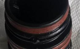 uszkodzona tuleja mechatronika ZF 6HP26
