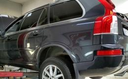 Volvo xc90 serwis olejowy, przegląd