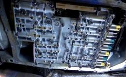 wymiana oleju skrzynia automatyczna  ZF
