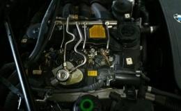 wymiana świec zapłonowych silnik N43 170KM