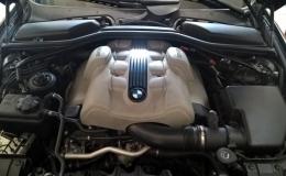 BMW 745i e65 wymiana uszczelniaczy zaworów n62
